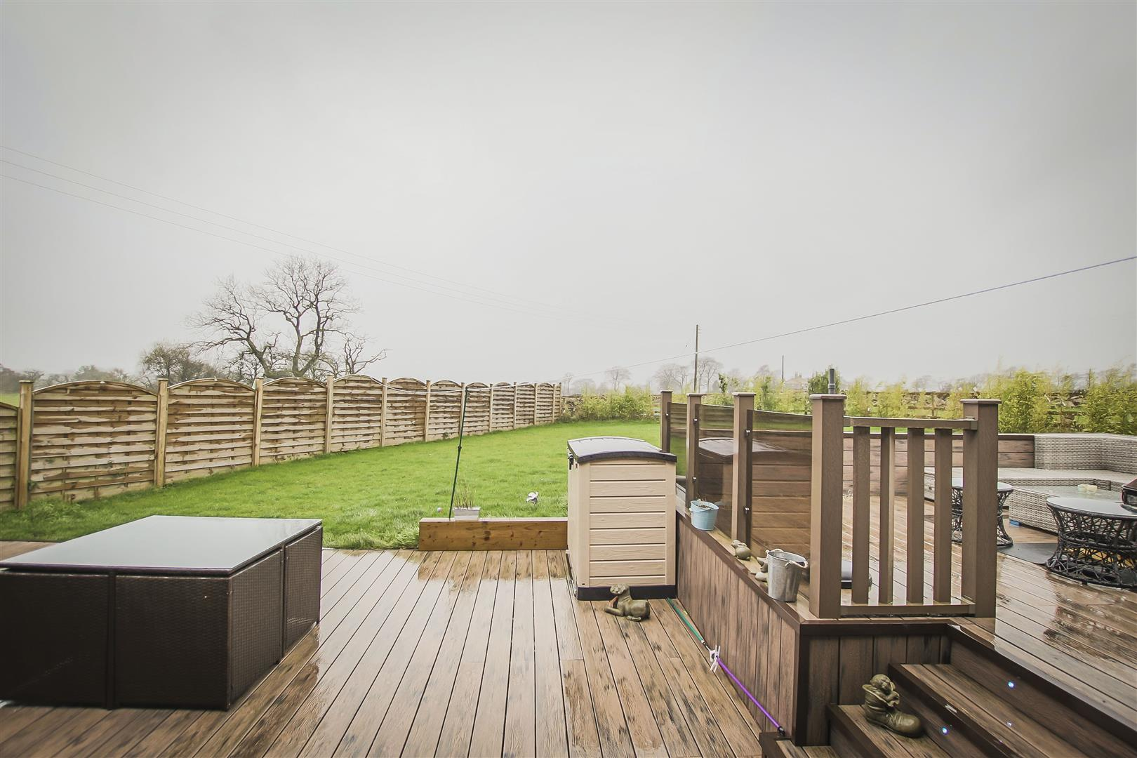 4 Bedroom Barn Conversion For Sale - Rear Garden